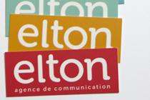 Agence elton - Logo